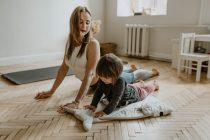 Algunos ejercicios que puedes hacer en tu casa